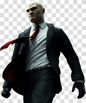 Hitman: Absolution Hitman: Contracts Hitman: Blood Money Metal Gear Solid Agent 47, Agent s PNG clipart
