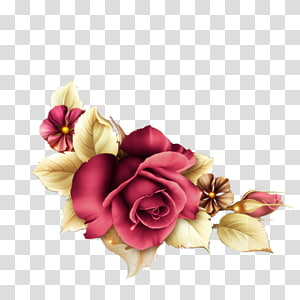 Flower Vase Floral design Rose, Flowers PNG