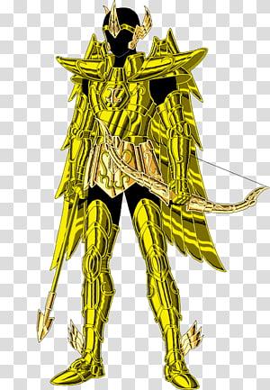 Sagittarius Aiolos Saint Seiya: Brave Soldiers Cavalieri d\'oro Capricorn, sagittarius PNG clipart