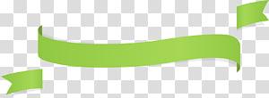green ribbon , Green ribbon , banner ribbon PNG clipart
