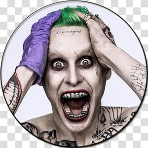 Joker Suicide Squad Harley Quinn Film Art, joker PNG clipart