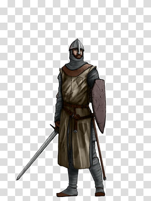 Middle Ages Knight Medieval fantasy Lord, Knight PNG