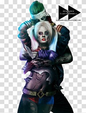 Harley Quinn Joker Suicide Squad Margot Robbie Batman, harley quinn PNG clipart