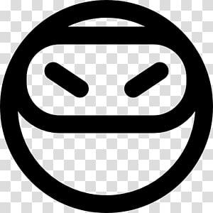 Smiley Emoticon Computer Icons, ninja icon PNG clipart