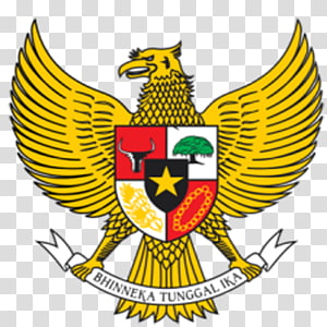 National emblem of Indonesia Garuda Indonesia Symbol, symbol PNG clipart
