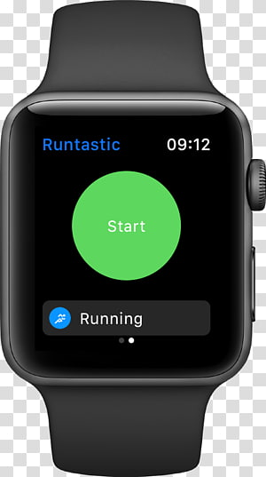 Apple Watch Series 3 Apple Watch Series 2 Nike+, start watch PNG clipart