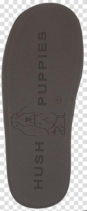 Flip-flops Shoe Product design, hush puppies brand PNG clipart