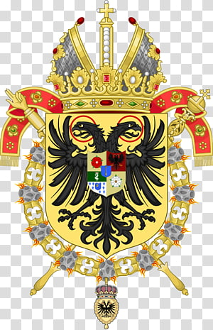 Coats of arms of the Holy Roman Empire Coat of arms of Charles V, Holy Roman Emperor, Knight PNG
