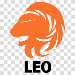 Astrological sign Zodiac Horoscope Leo Aries, leo PNG