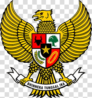 United States of Indonesia National emblem of Indonesia Pancasila Indonesian, symbol PNG clipart