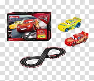 Lightning McQueen Carrera Cars Cruz Ramirez Pixar, mcqueen 95 PNG clipart