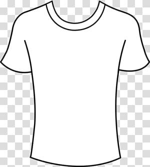 T-shirt , tshirt templates PNG clipart