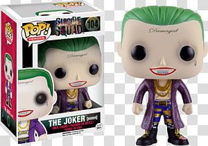 Joker Harley Quinn Killer Croc Funko Action & Toy Figures, Enchantress PNG