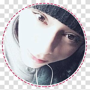 Sticker Eye Woman, Eye PNG clipart