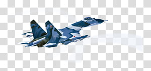 Airplane Helicopter Fighter aircraft Military aircraft, airplane PNG