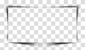 White Area Pattern, Paper shadow projection angle PNG clipart