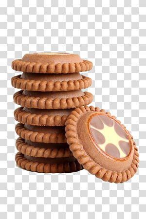 Cookie Praline Biscuit Chocolate Baking, A pile of chocolate chip cookies PNG
