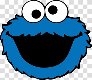 Cookie Monster Open graphics Smiley, smiley PNG clipart