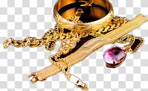 Earring Jewellery Gold Casket, Jewellery PNG