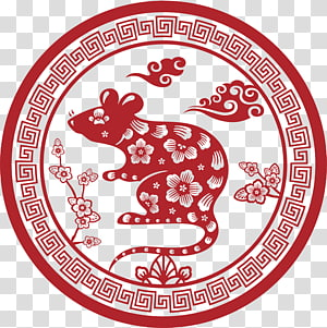 Pig Chinese zodiac Dog Astrological sign, pig PNG
