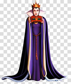 Evil Queen Snow White Magic Mirror Maleficent, queen PNG clipart
