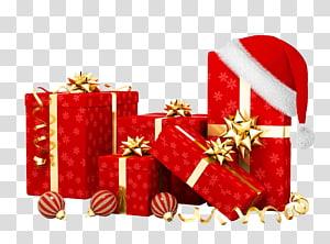 Christmas gift , gift PNG