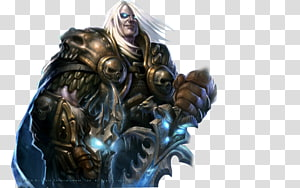 World of Warcraft: Wrath of the Lich King Warcraft III: The Frozen Throne Defense of the Ancients Warcraft: Orcs & Humans Video game, lich king PNG