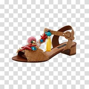 T-bar sandal Shoe Footwear Wedge, dolce & gabbana PNG