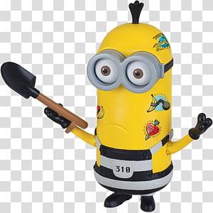 Tim the Minion Felonious Gru Action & Toy Figures Prison Despicable Me, minions PNG clipart