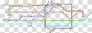 London Underground Tube map London Buses, map PNG clipart