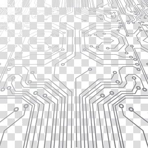 circuit board illustration, Printed circuit board Electronic circuit, Electronic Digital Technology Shading PNG clipart