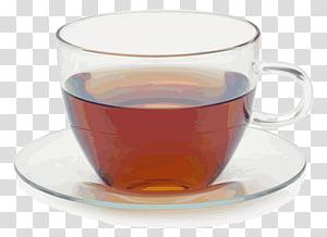 Teacup Coffee, Tea Free PNG