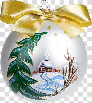 Bombka Christmas ornament Desktop Christmas tree, christmas PNG