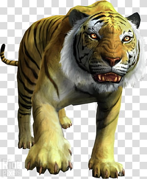 Lion Dead Rising 2 Baby Tigers Felidae Bengal tiger, Dead Rising PNG