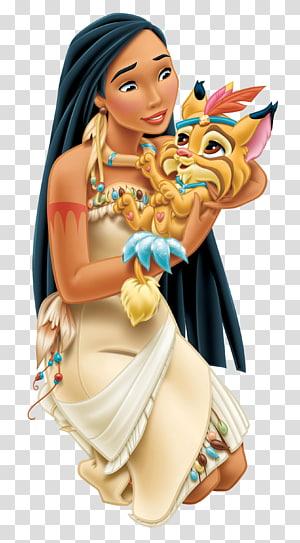 Disney Pocahontas , Pocahontas Rapunzel Belle Ariel Disney Princess, Pocahontas s PNG clipart