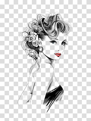 Wedding invitation Ansichtkaart Greeting card Name day Birthday, Fashion elegant woman, woman wearing strapless top sketch PNG