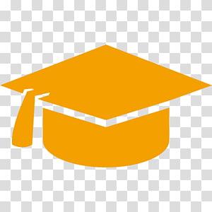 Graduation ceremony Square academic cap , student cap PNG
