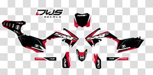 Decal Honda Motor Company Motorcycle Honda CRF series Logo, crf PNG