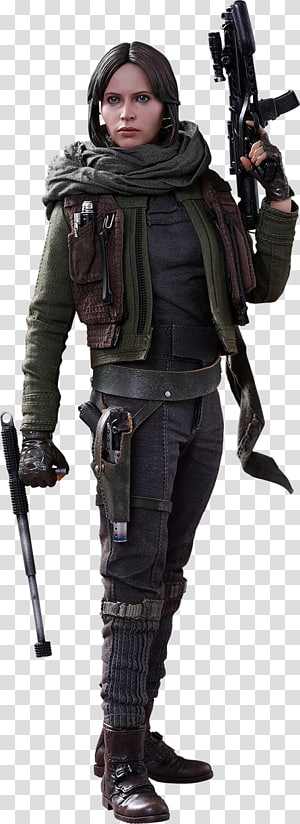 Felicity Jones Jyn Erso Rogue One Hot Toys Limited Action & Toy Figures, Hot Toys Limited PNG