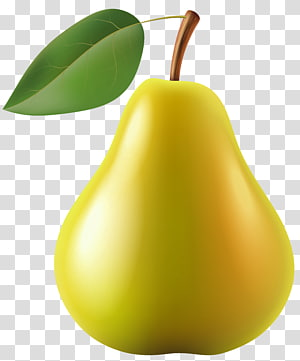 yellow pear fruit, Pear , Pear PNG
