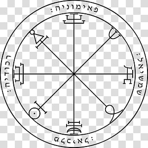 Circle Key of Solomon Pentagram Pentacle Equilateral polygon, circle PNG