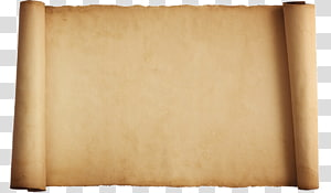Paper Scroll Parchment , paper Scroll PNG clipart