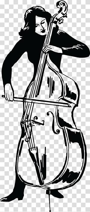 Double bass Cello Bass guitar , Bass Guitar PNG