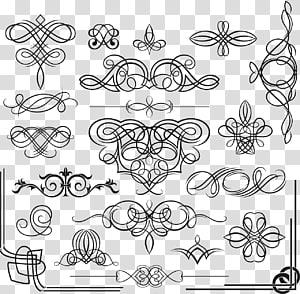 Ornament, design PNG