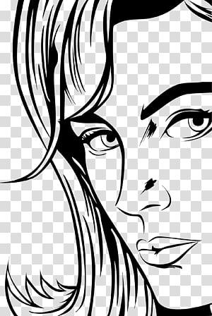 Pop art Drawing, POP ART PNG