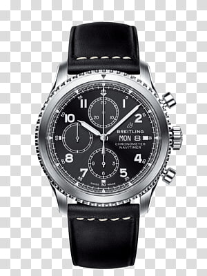 Breitling SA Breitling Navitimer Watch Double chronograph, watch PNG
