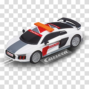 Lightning McQueen Carrera Slot car 1:43 scale, Traffic jam,model,toy,Audi r8 PNG