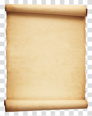 Computer mouse Scrolling Paper, Scroll, brown scroll PNG clipart