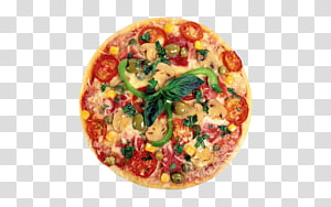 New York-style pizza Sausage European cuisine Food, Pizza PNG clipart