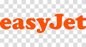easyJet Air travel Lyon-Saint Exupéry Airport Logo London Luton Airport, handfree PNG clipart